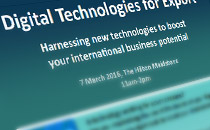 Digital Technologies for Export