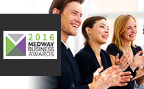 2016 Medway Business Awards Launch Event