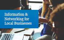 Information and Networking for Local Businesses Event