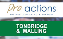 Pro-Actions Free Business Seminar @ Tonbridge and Malling Borough Council