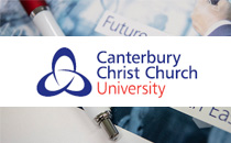 Canterbury Christ Church University EDGE Hub newsletter.